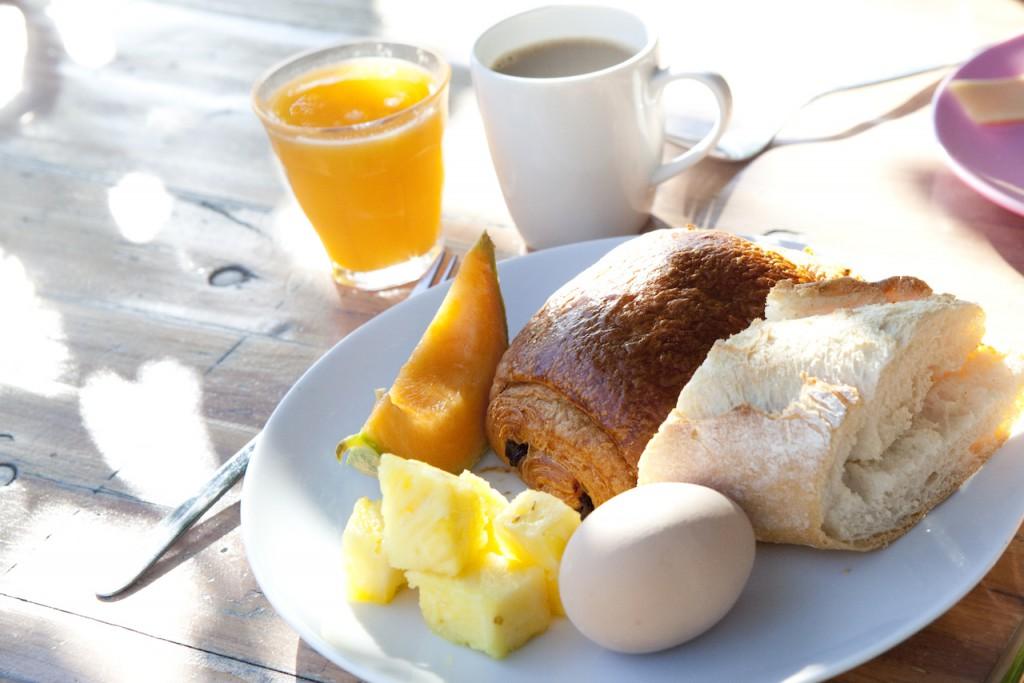 Ontbijt, lunch, diner